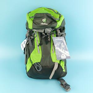 Deuter Climber Backpack 22L Anthractica-Spring 770g Spring #9069