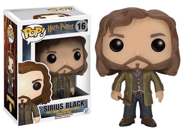 Harry Potter Pop Sirius Black - FUNKO n°16 - NEUF !