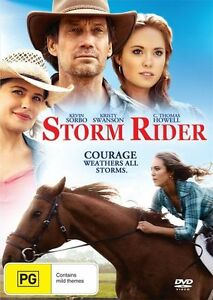 Storm-Rider-NEW-DVD-REGION-4-Kristy-Swanson-C-Thomas-Howell-horse-family-movie