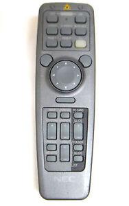 NEC-RD-367E-gray-remote-control-PROJECTOR-MT850-MT1050-MT1055-LT154-LT155-LT156