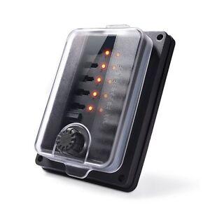 image is loading waterproof-car-blade-fuse-box-led-indicator-atc-