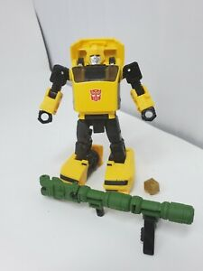 Hasbro Transformers Buzzworthy Bumblebee Figure from 4 pack