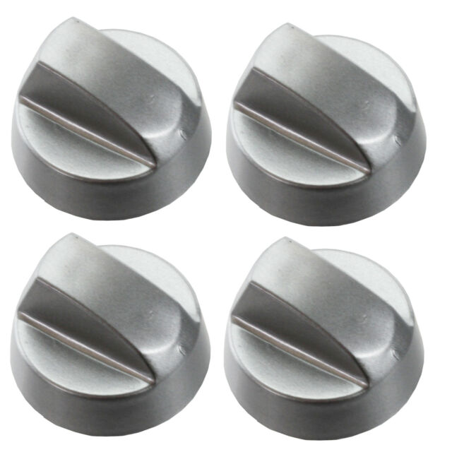 SPARES2GO Control Knobs /& Adaptors for Diplomat Oven Cooker Black, Pack of 8