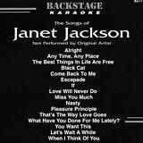 THE BEST OF JANET JACKSON KARAOKE CD+G - 16 TRACKS
