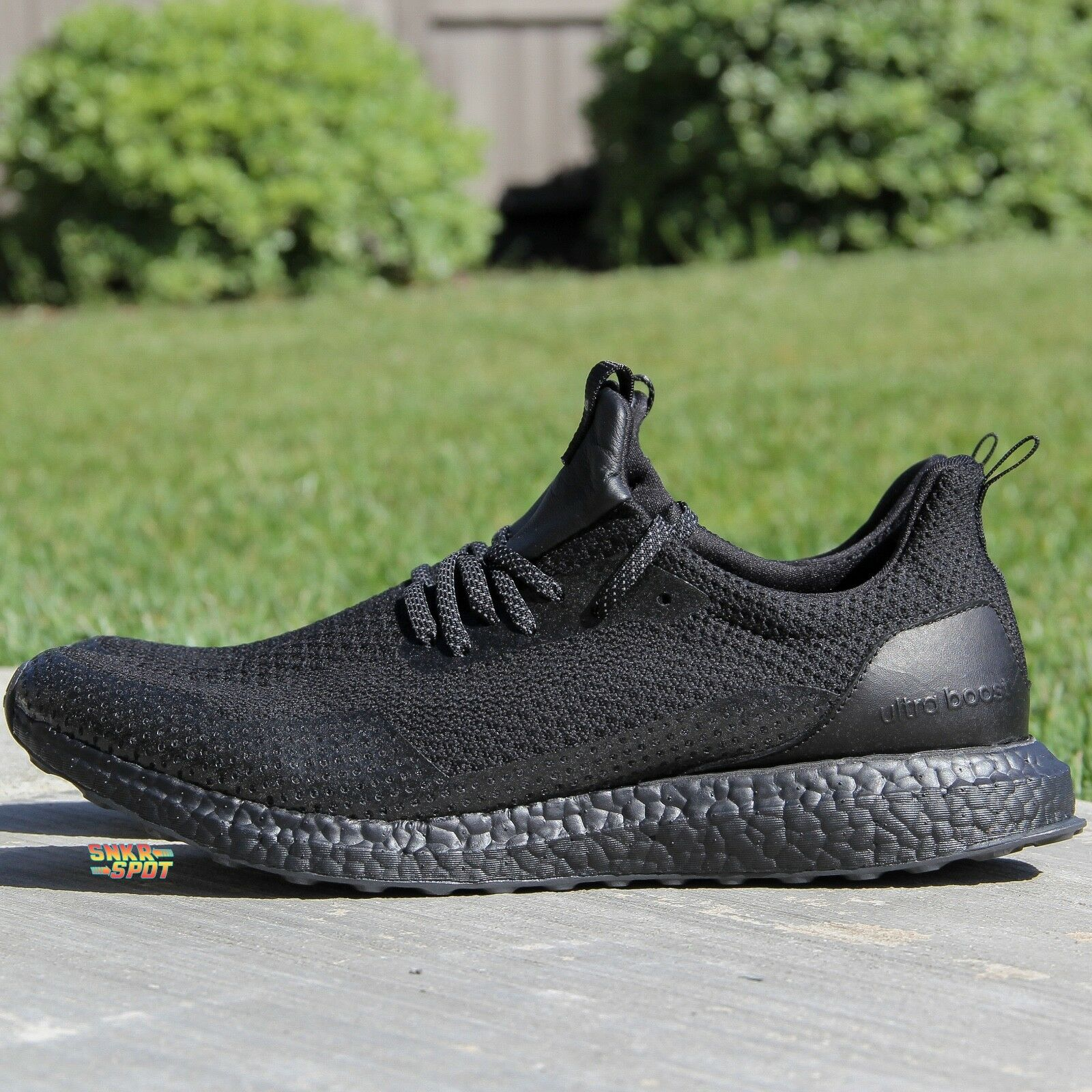 f1911ae11bd adidas Consortium X Haven Ultra Boost Uncaged Triple Black By2638 ...