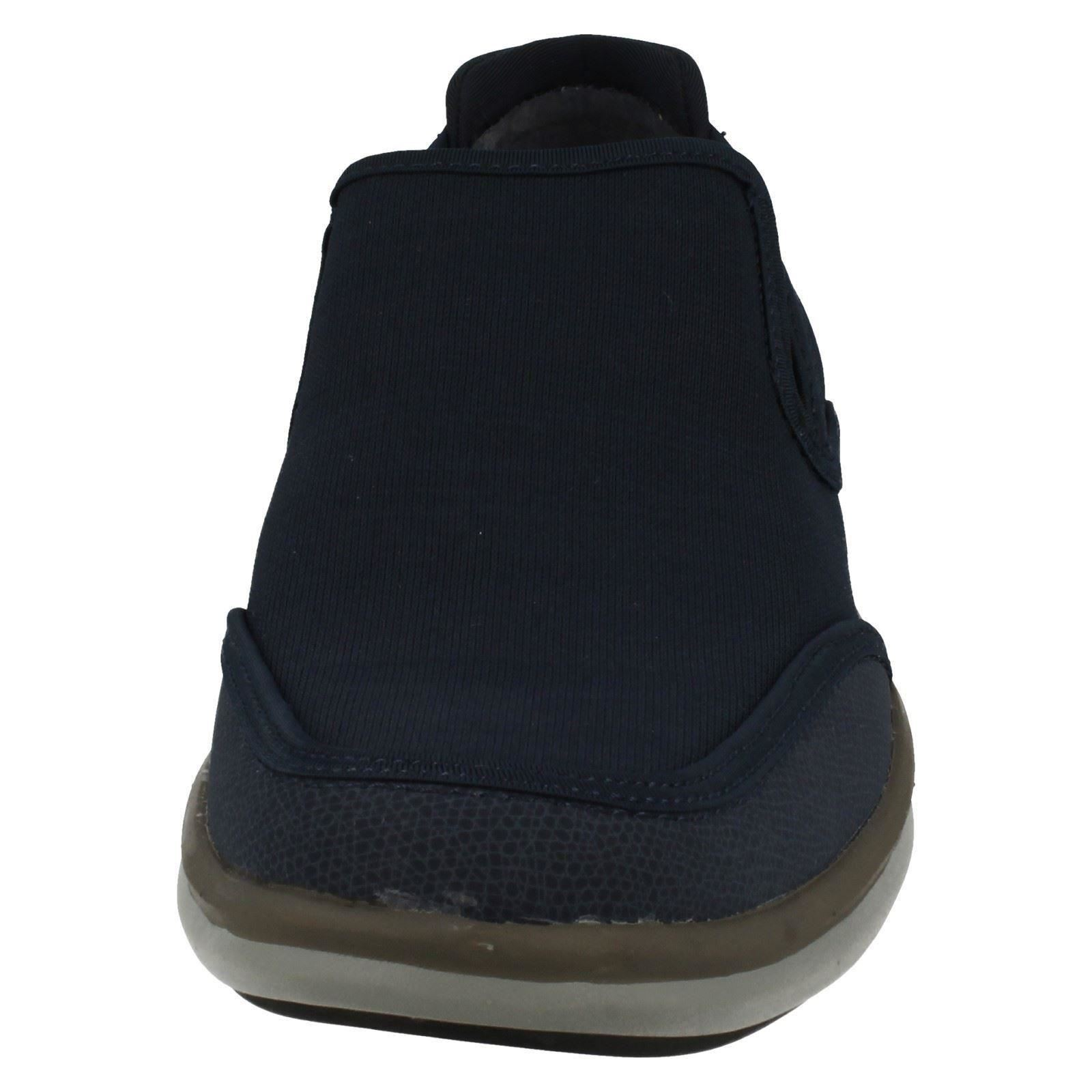 Herren MBRK NBSON für Skechers Helston 68130 schwarz oder marine Stretch