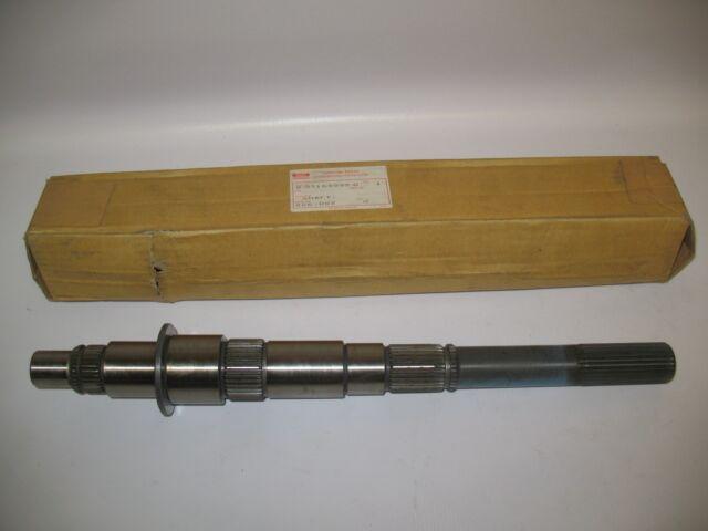Oem 1998 2002 Isuzu Trooper Manual Transmission Shaft See Part Diagram 82 For Sale Online Ebay