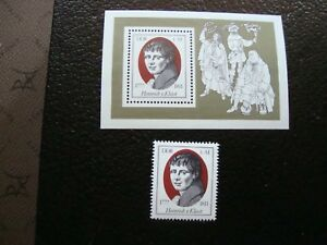 Germany-Rda-Stamp-Yvert-Tellier-Bloc-N-48-N-MNH-Stamp-COL9