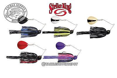 Pick Strike King Spinnerbait Tour Grade Night Colorado 1//2oz