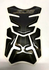 PAD PROTECTION TANK YAMAHA XJ6 BLACK look CARBON
