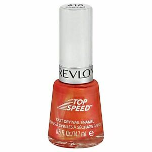 NEW-Revlon-Top-Speed-Fast-Dry-Nail-Polish-Enamel-CHARMED-410-0-5-Fl-Oz