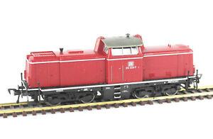 FLEISCHMANN-Piste-h0-4228-Manoeuvre-Locomotive-BR-212-329-7-FMZ-DB-epoque-IV-neuf-dans-sa-boite