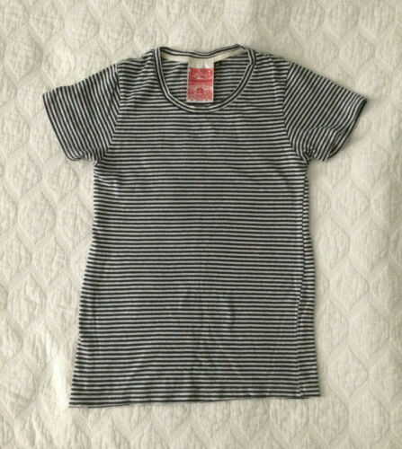 Jungmaven Stripe Lorel Hemp Tee Short Sleeve Women