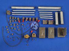 Verlinden 1/35 Workshop Electric - Gas - Water Fixtures & Fluorescent Lamps 2533