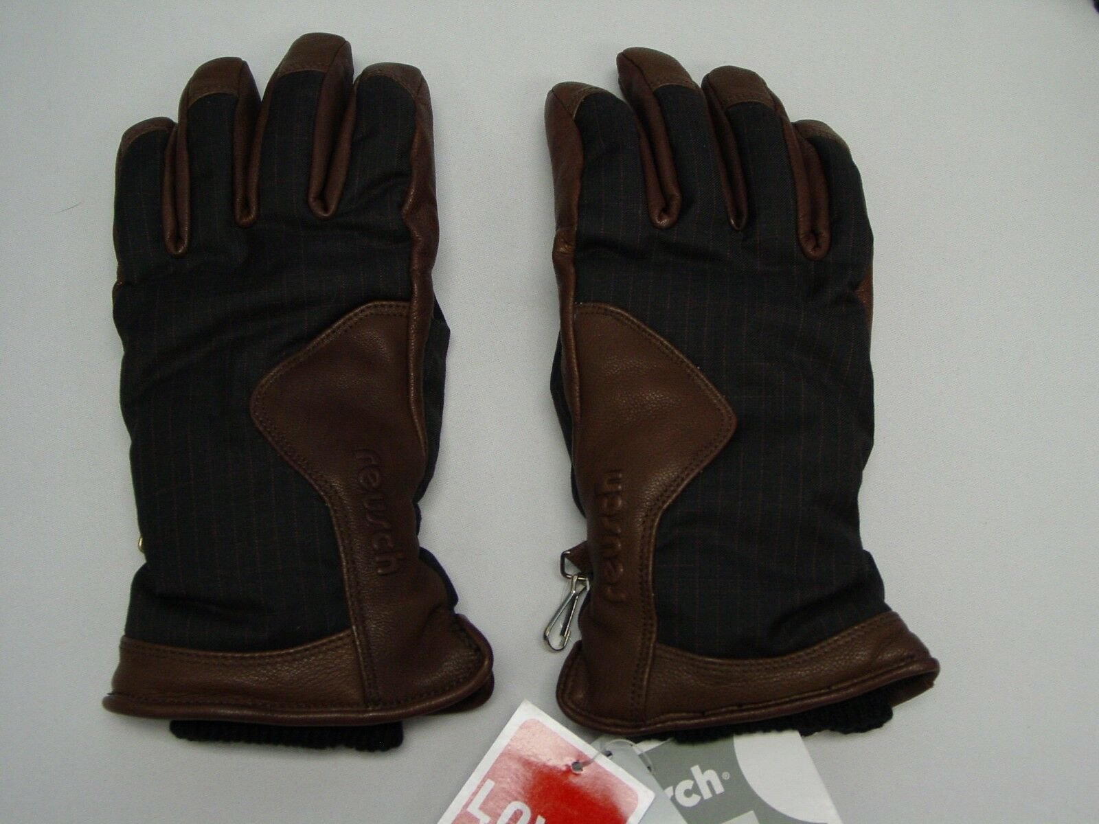 New Reusch Madison  Ski G s Womens LEATHER PALMS Size Small (7)  discount sales