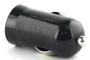 1Amp-Single-USB-Port-12V-Universal-In-Car-Charger-Cigaratte-Lighter-Adapter-BlaK