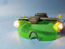 Wild Planet Night Vision Goggles Play Night Vision Glasses- Green B2