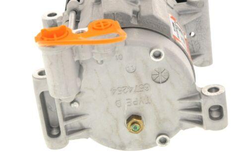 A//C Compressor ACDelco GM Original Equipment fits 12-15 Chevrolet Camaro 6.2L-V8