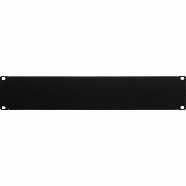 2 Pack 3U Blank Rack Mount Panel Server Network Rack Spacer Cover 19 inch