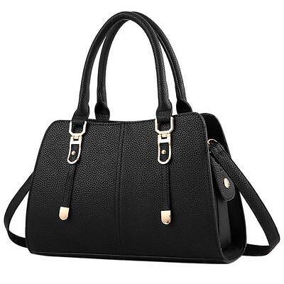 Women Leather Handbag Shoulder Bag Messenger Hobo Satchel Tote Crossbody Bag Lot