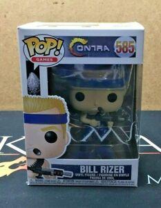 Bill-Rizer-585-Contra-Funko-Pop-Vinyl-Figur