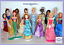 Disney-Princess-Doll-Frozen-Elsa-Anna-Rapunzel-Tiana-Jasmine-Pocahontas-Mulan thumbnail 1