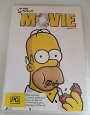 The Simpsons Movie Dvd For Sale Online