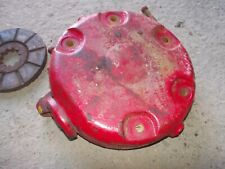 International 504 Utility Ih Tractor Left Brake Housing Cover With Disc Amp Bolts