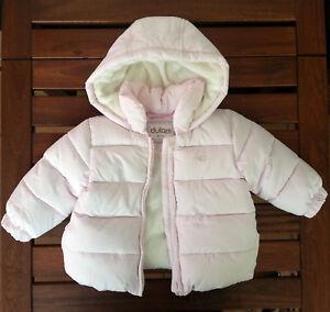 8bceb30488e La imagen se está cargando Parka-abrigo-chaqueton-bebe-nina-marca-Dulces-El-