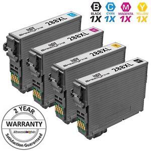 4-PK-HY-Black-amp-Color-Printer-Ink-Cartridge-for-Epson-T288XL-288XL-XP-330-XP-430
