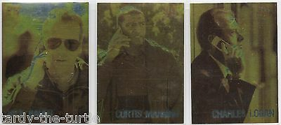 24 Season 4 Chase Card Subset R1-9 Kiefer Sutherland Jack Bauer