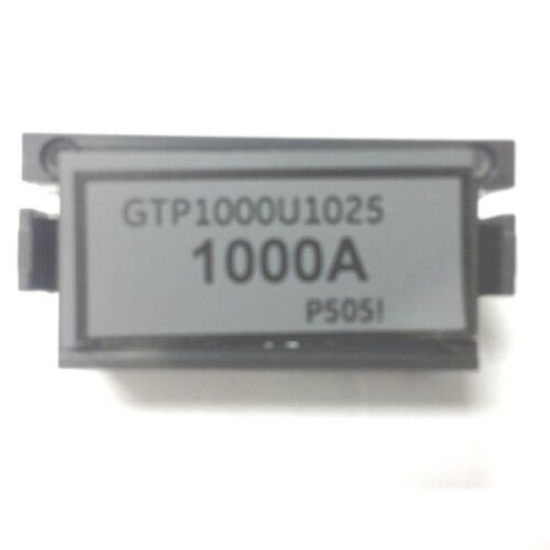 GTP1000U1025-1000A Digit 20 Circuit Breaker Rating Plug