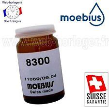 Graisse Moebius 8300 montres horloges Reconditionné 3 ml - Grease Moebius 8300