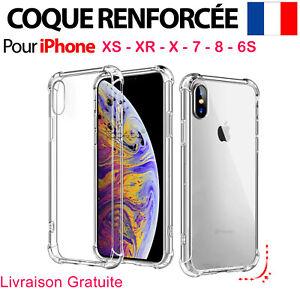 coque iphone xr silicone bumper