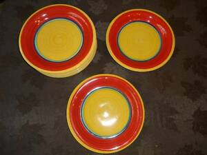 Image is loading Royal-Norfolk-Mambo-Dinner-Plate-10-5-034- : royal norfolk dishes dinnerware - pezcame.com