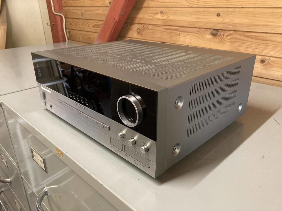 Harman/Kardon AVR 130 – Velholdt AV Receiver