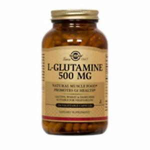 L-Glutamine-50-V-Caps-500-mg-by-Solgar