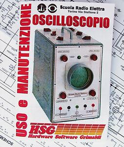 Manuale Uso e Manutenzione Oscilloscopio - Scuola Radio Elettra