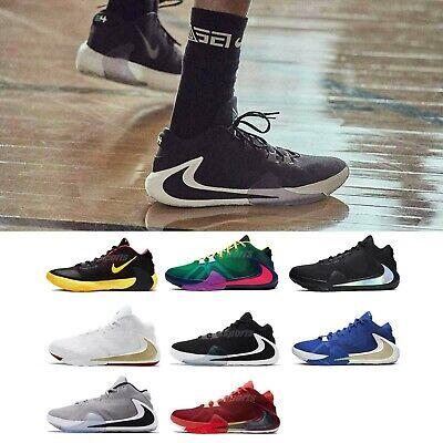 Nike Zoom Freak 1 EP Giannis Antetokoun mpo Men Basketball Shoes Pick 1 |  eBay