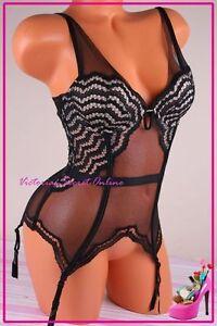 victorias secret lingerie corset bustier garter sexy lace