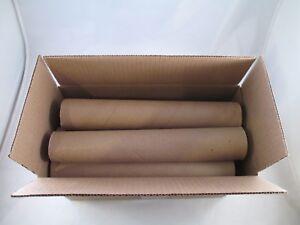 11 Empty Paper Towel Cardboard Roll Tubes Clean School Church Craft