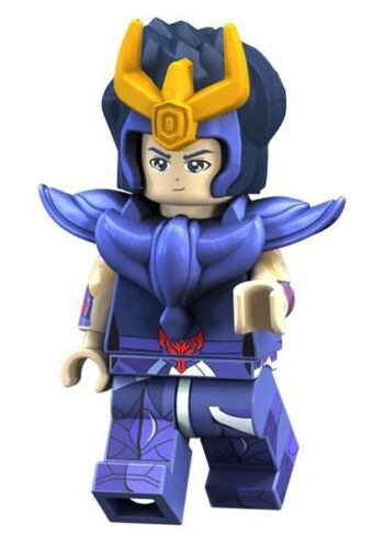 Cartoon Super Heroes Knights Of The Zodiac Saint Seiya Athena Shiryu Toys Gift