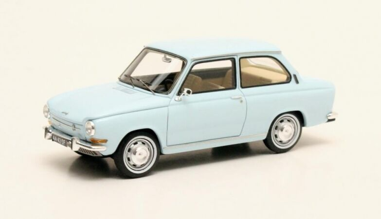 Daf 44 Bleu Clair 1966 Matrix 1 43
