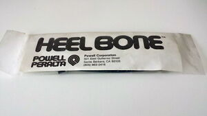 POWELL-PERALTA-HELL-BONE-8-25-BLACK-OLD-SCHOOL-NOS-SKATEBOARD-VINTAGE