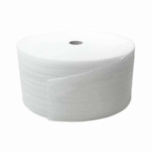 """LOCAL PICK UP Foam Roll 12/"""" x 1//4/"""" x 225/' Perforated Cushioning Packing"""