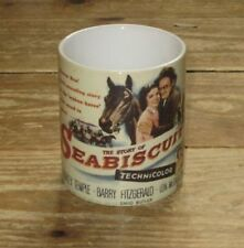 The Story of Seabiscuit Horse Racing Advert MUG
