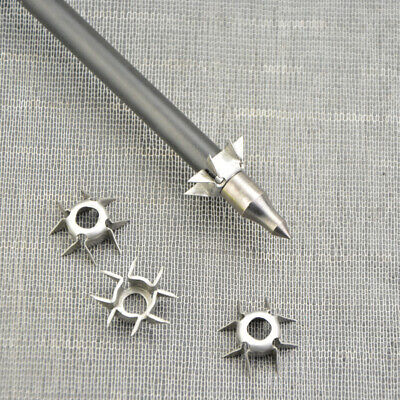 23Gr 8 Paw Archery Points Broadheads Arrowheads Hunting Accessory Outdoor Target