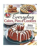 Gooseberry Patch Everyday Cakes Pies & Cookies Free Shipping