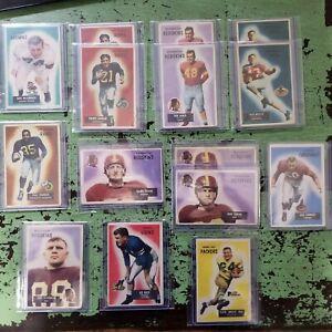 1955-Bowman-Football-Cards-1-160-Set-Break-Choose-From-The-List