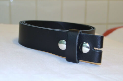 Boucle Ceinture cuir sans boucle made in USA 100/% cuir Bikers,Country